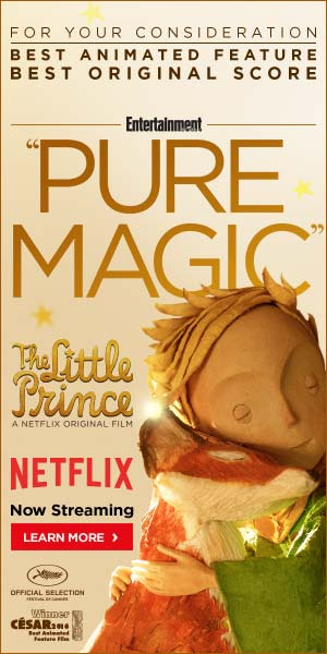 Netflix The Little Prince